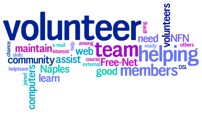 Volunteer Award Nominations 2014 Naples Free Net