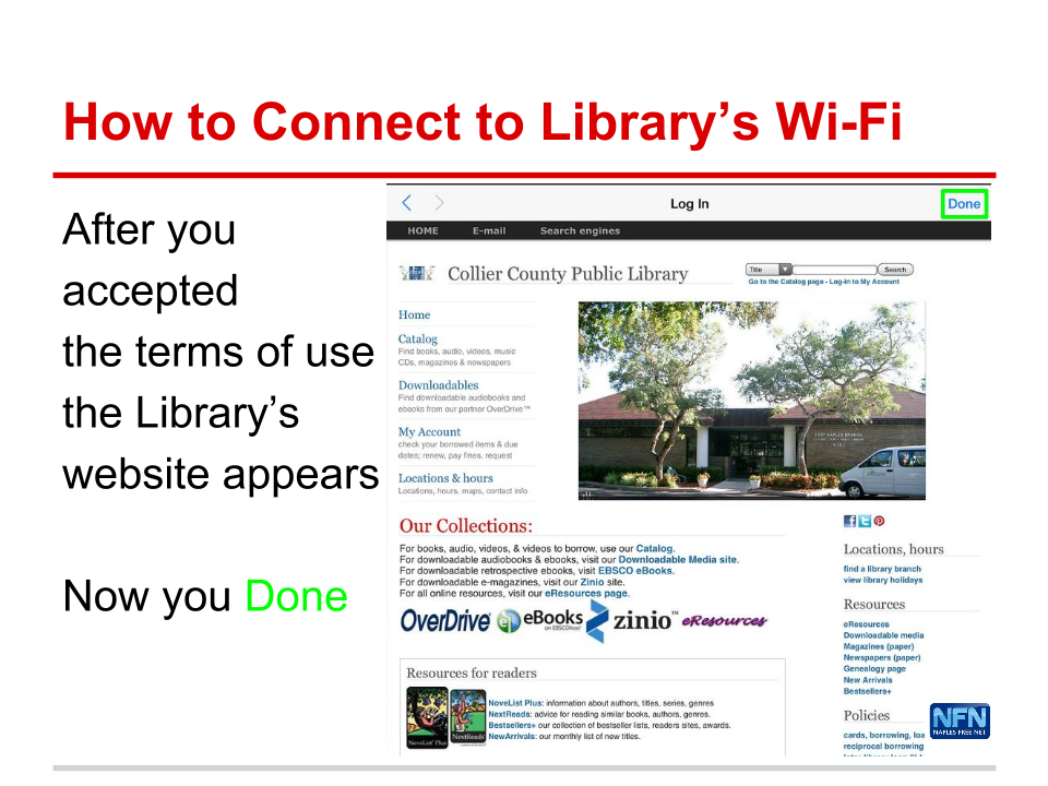 Tips for Using Public Wi-Fi Networks